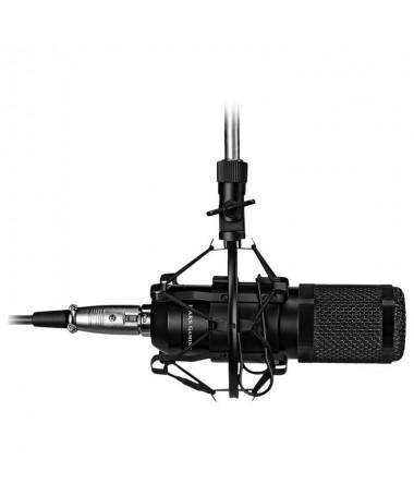 PQuieres convertir tu setup en todo un estudio de grabacion El MMICKIT te ofrece todo lo que necesitas para conseguir la mejor