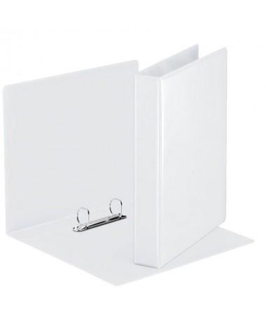 pul liCanguro 2x65 li liMecanismo de anillas mixtas li liCubierta forrada en PVC con bolsa transparente en portada y lomo li li