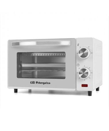 pul liPotencia 650 W li liCapacidad 10 litros li liSistema de calor superior e inferior simultaneo li liDos barras calefactoras