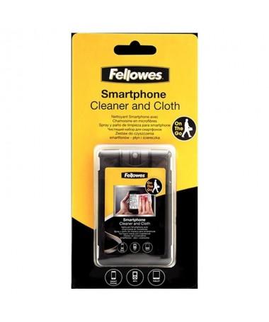 pul liElimina las marcas y manchas del Smartphone li liIncluye un spray limpiador de 20 ml y una gamuza de microfibra suministr