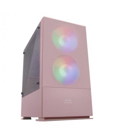pCaja compacta RGB AVANZADA para configuraciones Gaming de alto rendimiento en formatos MicroATX Mini ITX Con una refrigeracion