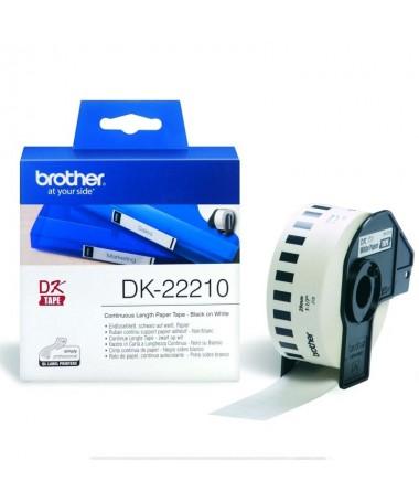 Cinta de papel continuo DK22210brph2Especificaciones h2 pulliImpresoras QL 1050 QL 1050N QL 1060N QL 500 QL 500AQL 550 QL 560 Q