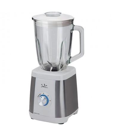 pBatidora de vaso de cristal BT797 1000 W de potencia y cuchilla dentada apta para picar hielobrul liJarra de cristal 15 L li l