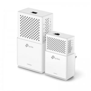pCompatible con el estandar HomePlug AV2 transferencia de datos de alta velocidad con tasas de transferencia de hasta 1000Mbps