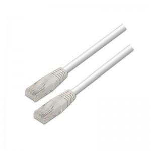 pCable de red latiguillo Categoria 5e UTP AWG24 con conector tipo RJ45 en ambos extremosbrul liCumple las normas ANSI TIA EIA 5