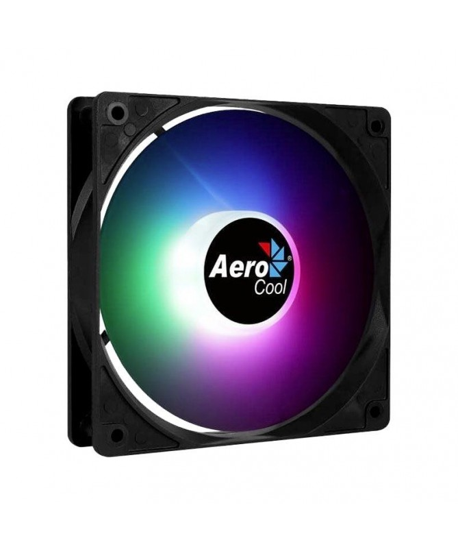 pVentilador de 120 mm con conector Molex de 3 pines con un elegante diseno de iluminacion LED RGB fija para agregar un toque ex