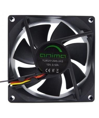 STRONGEspecificaciones tecnicasbr STRONGULLIDisenado con marco y 7 aspas negras este ventilador para CPU ha sido desarrollado p