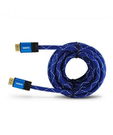 pCABLE 3GO HDMI M M 5m v20brLa nueva version del cable 3Go HDMI de 5m sufre una actualizacion a la version 20brEsta version est