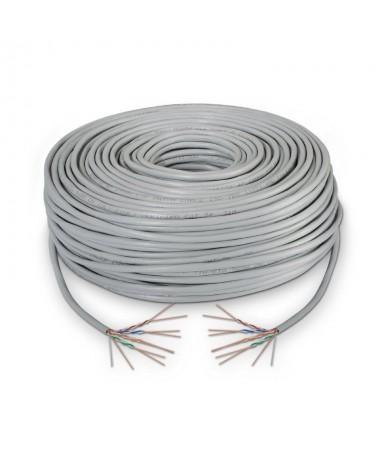 pul liBobina cable de red CAT 5e FTP AWG24 rigido li liCumple las normativas ANSI TIA EIA 568 B 2 CAT5e ISO IEC 11801 2nd Edici