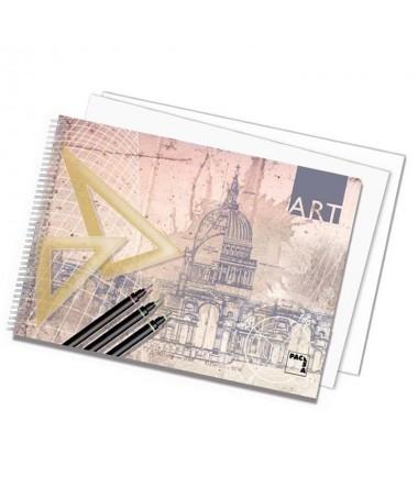 pul liFormato cuaderno tamano folio prolongado li liPresentacion en carton de 325 g con anverso plastificado impreso a cuatro c