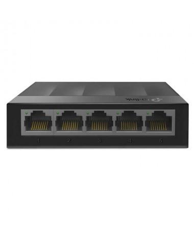 pul li5 10 100 1000mbps Puertos RJ45 con deteccion automatica de velocidad soporte para MDI MDIX automatico li liGracias a la t