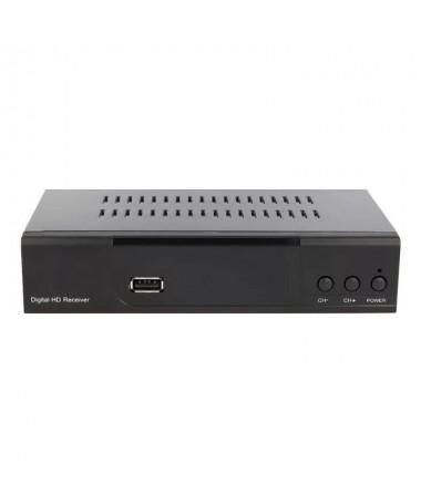 pul liReceptor DVB T2 HD li liCompatible con TDT y TDT HD li liVideograbador PVR con time shift graba y reproduce programas de