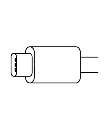 STRONGEspecificaciones tecnicasbr STRONGULLIEl Cable de carga USB C de 2 metros tiene conectores de este tipo de USB en ambos e
