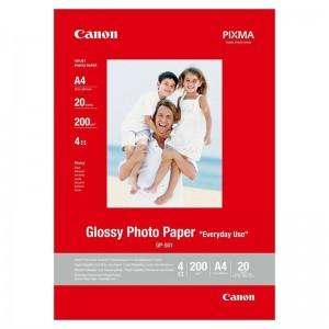 pEl papel fotografico con brillo Canon GP 501 A4 es la solucion ideal para imprimir en casa las fotografias de las vacaciones C