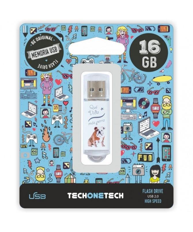 ulliMemoria USB liliInterfaz USB 20 liliCapacidad 16GB li ul