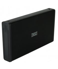La carcasa de disco duro de 35 USB 3GO HDD35BK312 es un funcional adaptador para poder conectar sus discos duros a su PCbrFabri