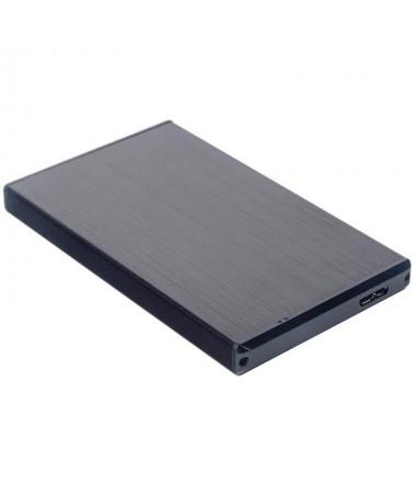 pul liCaja externa de aluminio para discos duros de 258243 SATA I II y III de hasta 95mm de alto compacto y de facil instalacio