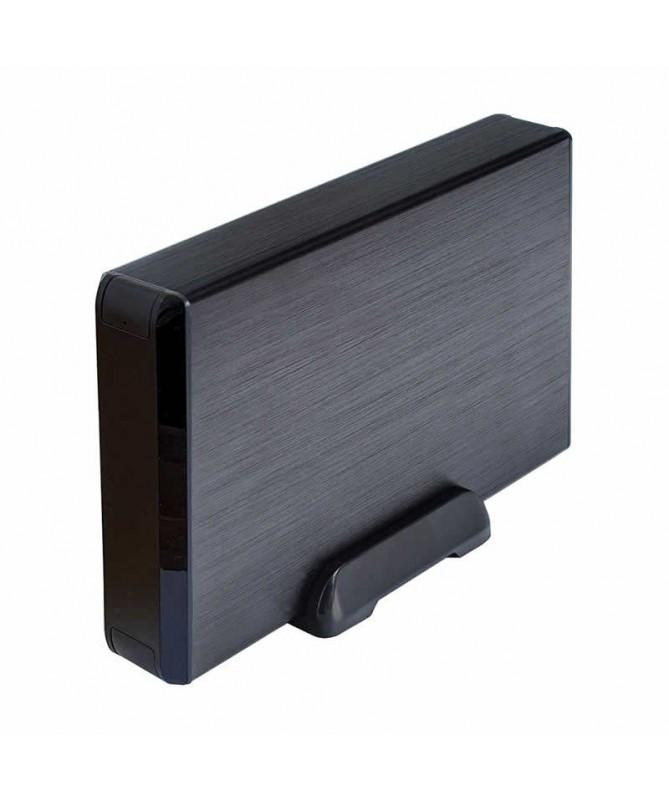 pul liCaja externa de aluminio para discos duros de 358243 SATA I II y III li liConexion USB 30 USB31 GEN1 retrocompatible con