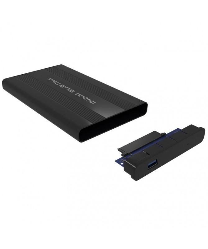 STRONGEspecificaciones Tecnicasbr STRONGULLICarcasa disco duro USB 30 LILIFabricado en elegante diseno de aluminio de alta cali