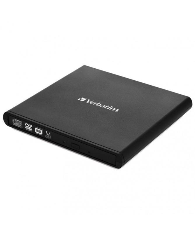pGrabadora externa de CD DVD compacta y livianabrIdeal para usar con una computadora portatil o ultrabookbrTotalmente compatibl