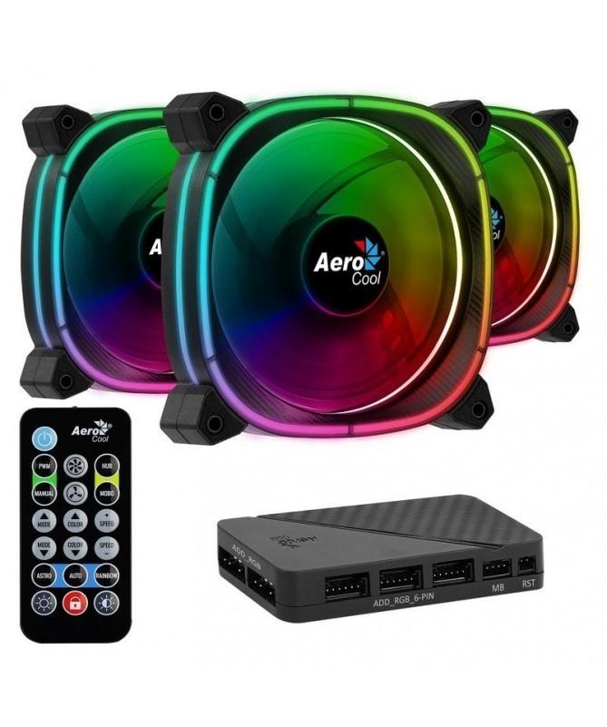 pul liModelo Astro 12 Pro li liIncluye Astro 12 x 3 y Hub x 1 y control remoto x 1 li liAstro 12 li liDimensiones del ventilado