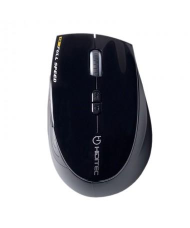 Tecnologia TOUCH ON para activar el raton cuando lo toca tecnologia que permite usar las mismas pilas hasta 36 meses botones co