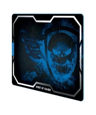 PULLICompatibilidad con ratones opticos y laser LILITamano XL LILIDiseno Blue Smokey Skull LILITextura ultrafina para movimient