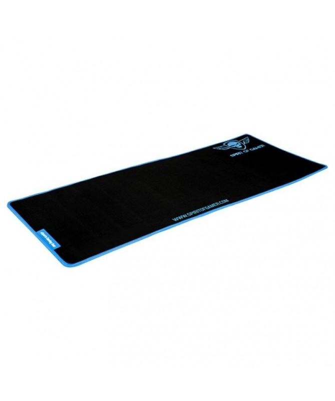 pul liCompatibilidad con ratones opticos y laser teclado liliTamano XXL li liDiseno Victoria Azul liliTextura ultrafina liliBas