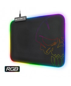 pul libALMOHADILLA b li liCompatibilidad Raton optico laser li liDiseno Skull Spirit of Gamer RGB li liDiseno duradero con su b