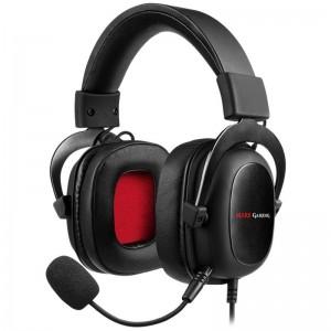 pLos auriculares MH5 son la definicion de inmersion en estado puro Equipados con un sistema de sonido posicional gaming 71 DSP