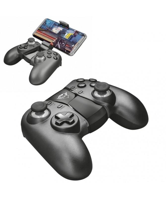 pMando de juegos Bluetooth para Windows y Android con soporte integrado para smartphone para poder jugar en cualquier lugarbrul