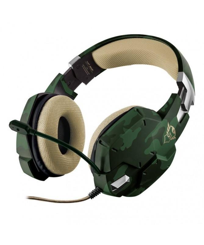 Auriculares para jugar a videojuegos acolchados con malla con microfono flexible y potentes sonidos gravesbrh2br h2h2Especifica