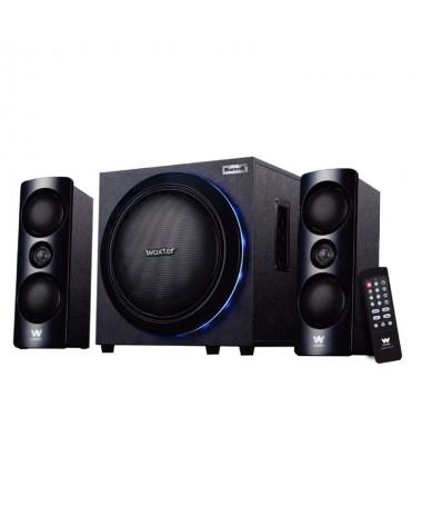 pul liSistema de altavoces Bluetooth multimedia con tecnologia acustica li liPotencia 150 W li liSoporta Bluetooth 40 li liMaxi