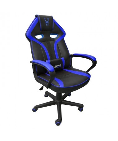 pSilla gaming con altura ajustable y reposabrazos Stinger Station Alien BluebrLa silla de diseno Racing Stinger Station Alien e