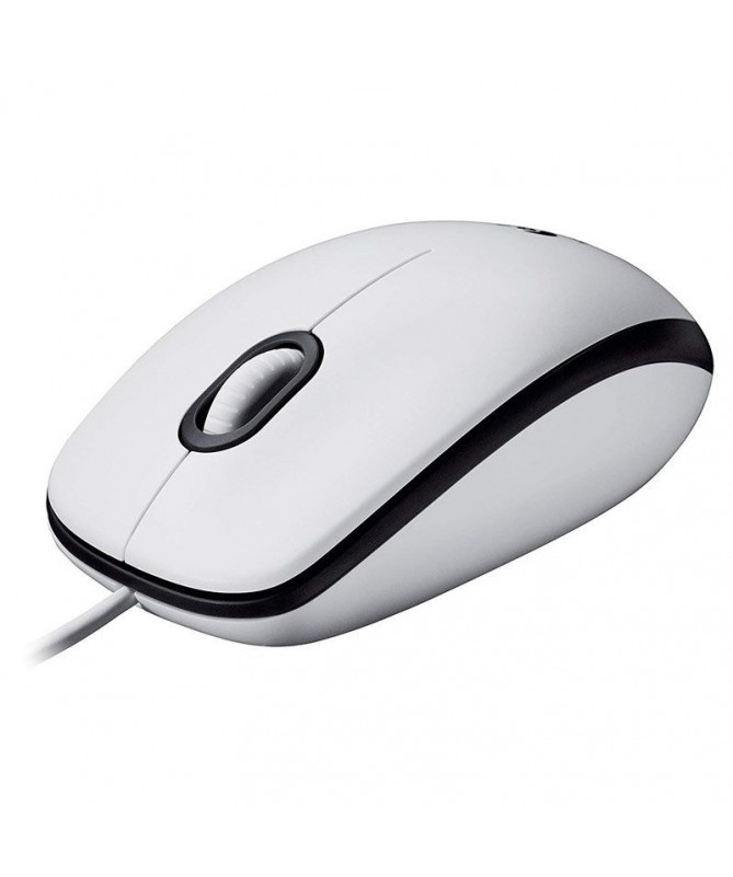 pul liAjuste ergonomico Simetrico li liColor Blanco  li liSensor optico 1000DPI li liInterfaz USB cable li liNumero de botones