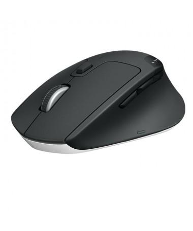 pTriunfa en un mundo multidispositivo con M720 Triathlon Mouse Pasaras facilmente de una tarea a otra alternando entre tres ord