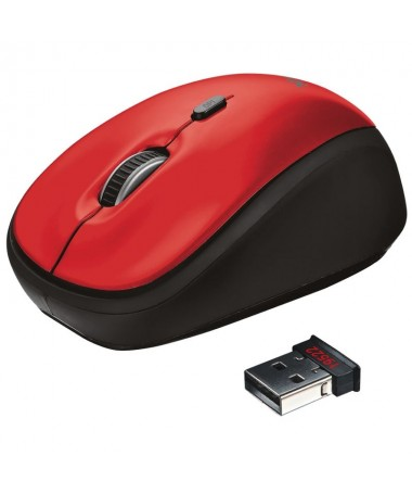 p liCompacto raton optico inalambrico con forma comoda liliLados de goma para un mayor comodidad y mejor agarre liliCobertura i
