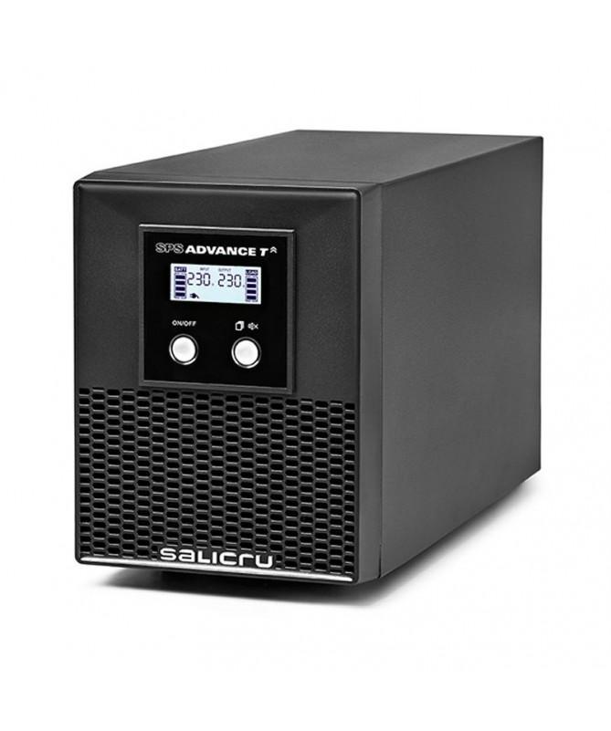 pul liCapacidad de potencia de salida VA 850 VA li liPotencia de salida 595 W li liVoltaje de entrada de operacion min 165 V li