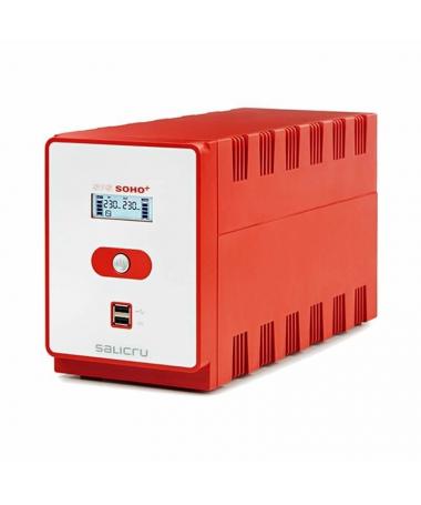 pul liTipo Torre li liTecnologia   Line interactive li liEntrada   ul liTension nominal 230 V li liMargen de tension Hasta 162