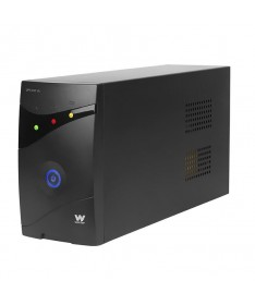 pEl SAI Woxter UPS 650 VA es un sistema de alimentacion ininterrumpida preparado para proteger tu equipo en caso de que se prod