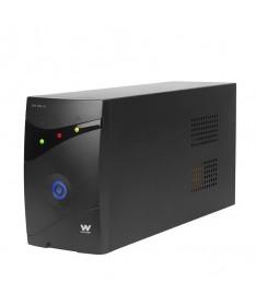 pEl SAI Woxter UPS 800 VA es un sistema de alimentacion ininterrumpida preparado para proteger tu equipo en caso de que se prod