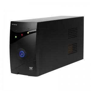 pEl SAI Woxter UPS 1200 VA es un sistema de alimentacion ininterrumpida especialmente disenado para equipos de sobremesa Woxter