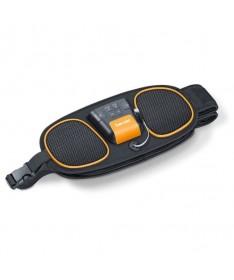 pEste electroestimulador abdominal lumbar 2 en 1 con tecnologia EMS es ideal para el tratamiento individual del dolor de la zon