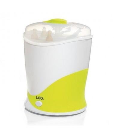pEsterilizador a vapor de biberones electricobrbrulliCompletamente automatico liliEsteriliza hasta 6 biberones al mismo tiempo