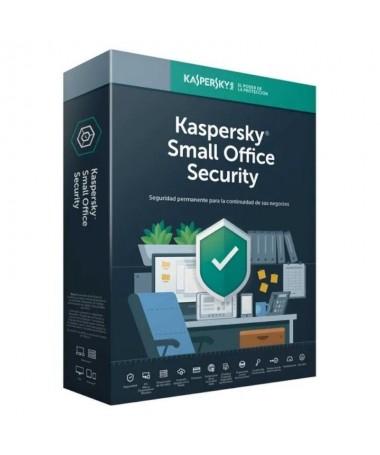 pKaspersky Small Office Security se ha disenado especificamente para pequenas oficinas que desean centrarse en aumentar sus ing