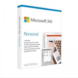 LIH2Microsoft 365 Personal 1 usuario 1 ano de suscripcion Multidispositivo H2 LILISuscripcion anual para 1 PC o Mac 1 tableta i