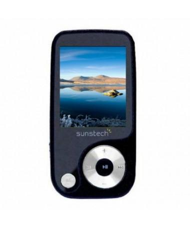 pReproductor MP4 compacto de 18 con FM y lector SD para disfrutar de tu musica fotos y radio donde quiera que vayasbrul liMP4 4