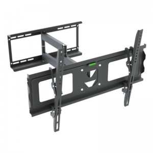 pSoporte TV con brazo articulado de montaje de pared para LCD LED o PLASMA de 30 a 63 max 45KgbrEste soporte de pared le permit