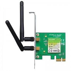 ph2Adaptador PCI Express inalambrico N a 300 Mbps h2br h2br Prestaciones h2 pul liVelocidad inalambrica N de hasta 300 Mbps ide