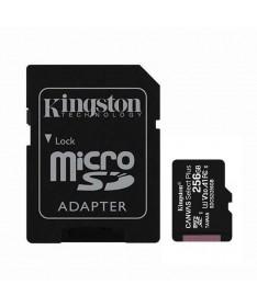 pul liCapacidad 256 GB li liRendimiento 100 MB s de lectura 80MB s escritura li liDimensiones li li11 mm x 15 mm x 1 mm microSD